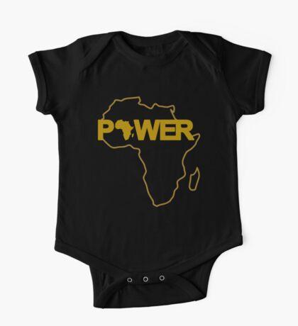 Black Power 3.0 Kids Clothes
