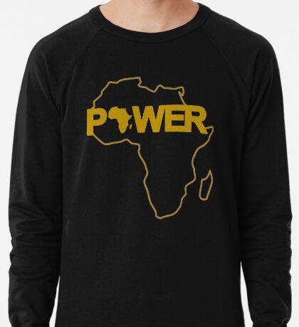 Black Power 3.0 Lightweight Sweatshirt