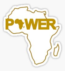 Black Power 3.0 Sticker