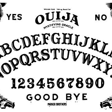 Ouija by drgz