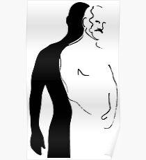 The Man Inside Me - Arrested Development Poster