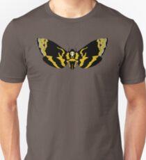 Cabeza de la Muerte Hawk Moth Camiseta ajustada