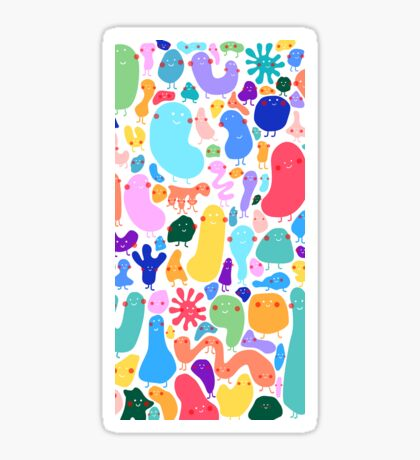 Jelly beans Sticker