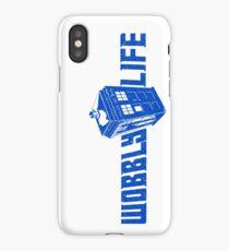 Wobbly Life iPhone Case