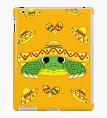 Turtle Sombrero iPad Case/Skin