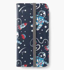 Space Walk iPhone Wallet/Case/Skin