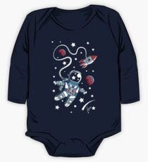 Space Walk One Piece - Long Sleeve