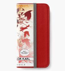 Violent Souls - Black Mirror Karl iPhone Wallet/Case/Skin