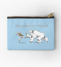 William Shakespeare's Star Wars: Exit, pursued by Wampa Studio Pouch