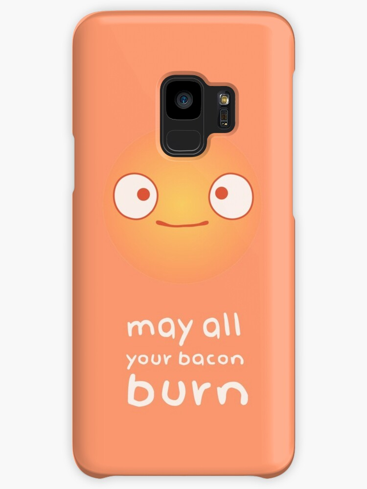 May All Your Bacon Burn by dannicaboodle