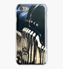 Old Blue FX iPhone Case/Skin