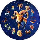 Capricorn Clock Star Signs Horoscope by Gotcha29