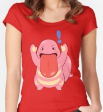 Lickitung Women's Fitted Scoop T-Shirt