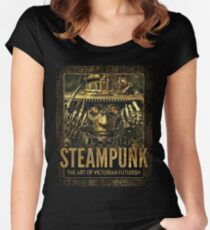 Steampunk Women's Fitted Scoop T-Shirt