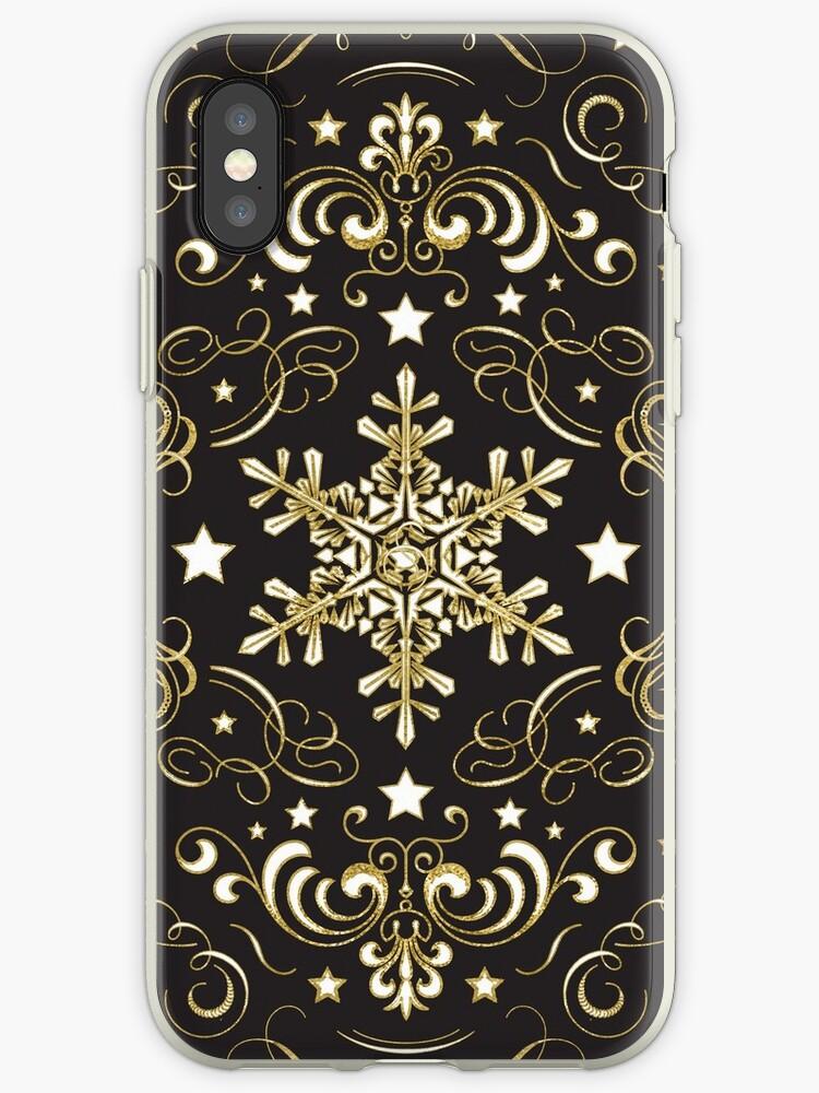 coque flocon iphone 6