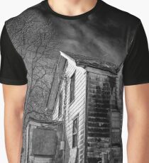 Halloween House | Northville, New York  Graphic T-Shirt