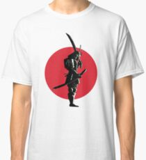 Bounty Hunter Samurai Classic T-Shirt