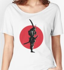 Bounty Hunter Samurai Women's Relaxed Fit T-Shirt