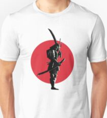 Bounty Hunter Samurai Unisex T-Shirt