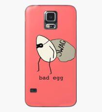Bad Egg Case/Skin for Samsung Galaxy