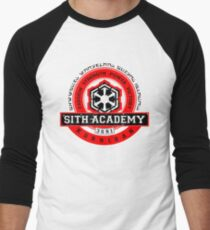 Sith Academy - Limited Edition Men's Baseball ¾ T-Shirt
