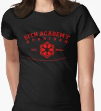 Sith Academy - Limited Edition Women's Fitted T-Shirt