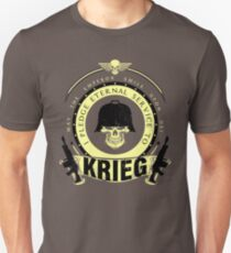 Pledge Eternal Service to Krieg - Limited Edition T-Shirt