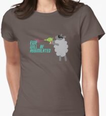 Ewe will be assimilated. T-Shirt