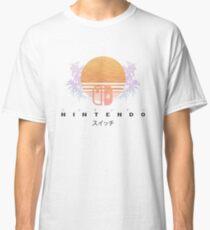 Vaporwave Switch Classic T-Shirt
