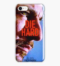 DIE HARD 22 iPhone Case/Skin