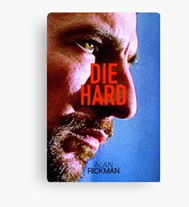 DIE HARD 22 Canvas Print