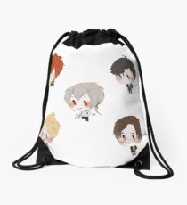Mystic Messenger Drawstring Bag