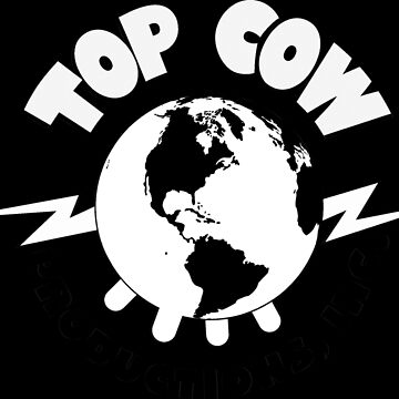 Top Cow - Black & White by The-Nelo-Angelo