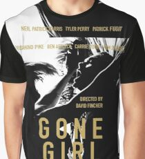 GONE GIRL 5 Graphic T-Shirt