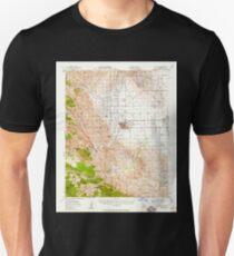 USGS TOPO Map California CA Coalinga 297126 1956 62500 geo T-Shirt