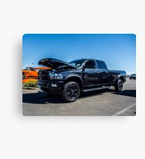 RAM 2500 6.7 Cummins  Canvas Print