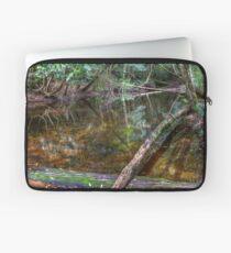 Downstream - Rainforest - NSW - Australia Laptop Sleeve