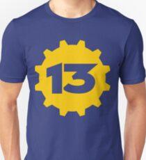 Vault 13 - Style 3 Unisex T-Shirt