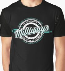 Milliways Graphic T-Shirt