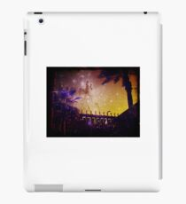 Amazonian Warrior Spirit skyline iPad Case/Skin