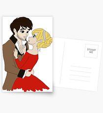 CS - Dance Postcards