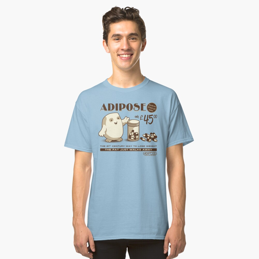 Adipose Classic T-Shirt Front