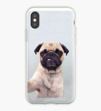 Vinilo o funda para iPhone Vida Pug