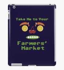 Farmers' Market iPad Case/Skin