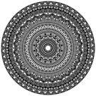 Egyptian Mandala by WelshPixie