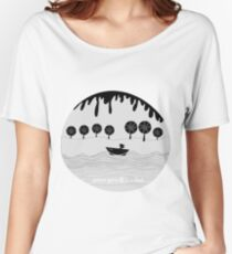 Picture yourself in a boat... Women's Relaxed Fit T-Shirt