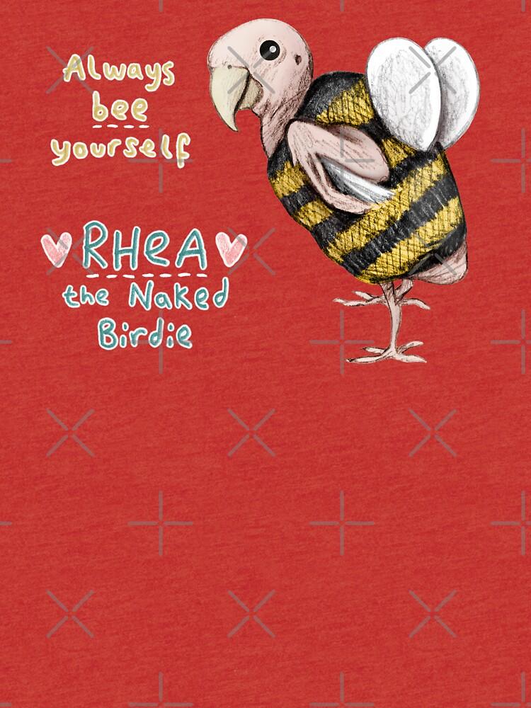 Rhea - immer Biene selbst von SophieCorrigan
