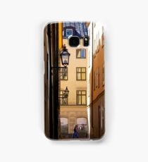 Backstreets Gamlastan, Stockholm Samsung Galaxy Case/Skin