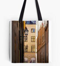 Backstreets Gamlastan, Stockholm Tote Bag