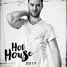 Hot House hot men calendar by Glen Barton